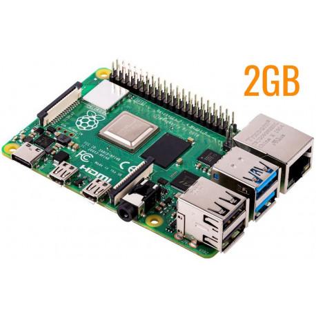 Raspberry Pi 4 Model B 2GB RAM SBC