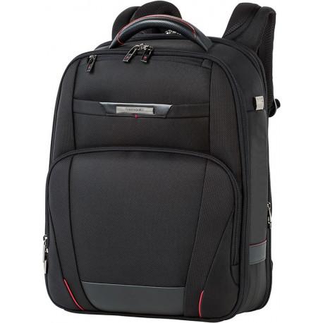 Samsonite Pro-DLX5 Lapt Backp 15.6 tum Exp Black