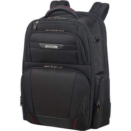 Samsonite Pro-DLX5 Lapt Backp 3V 17.3tum Exp Black