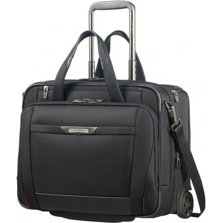 Samsonite Pro-DLX5 Bus Case Whe 15.6tum Exp Black