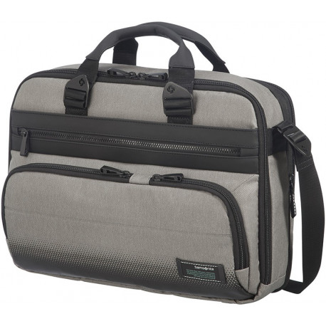 Samsonite CityVibe 2.0 Lapt Bail 15.6 tum Exp Grey