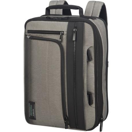 Samsonite CityVibe 2.0 3Way Bus Case 15.6 Exp Grey