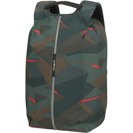 Samsonite Securipak Lapt Backpack 15.6 tum Camo