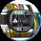 Shelly 2 - Infälld strömbrytare med 2 kanaler och effektmätare, WiFi