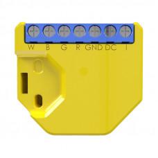Shelly RGBW2 LED - Smart LED kontroller med 4 kanaler, WiFi WiFi