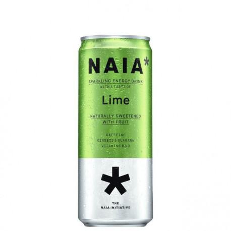 NAIA*  Energy BCAA lime 33cl