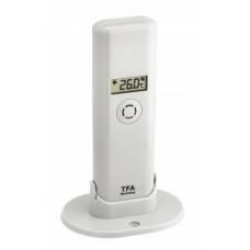 TFA Weatherhub Temperatur / luftfuktighetssensor Hemautomation