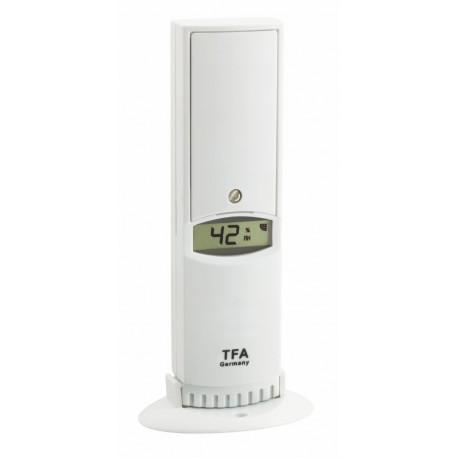 TFA Weatherhub Temperatur / luftfuktighetssensor PRO