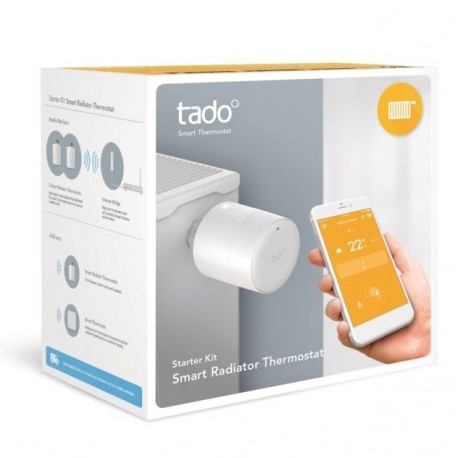 Tado Smart Radiator Thermostat Kit