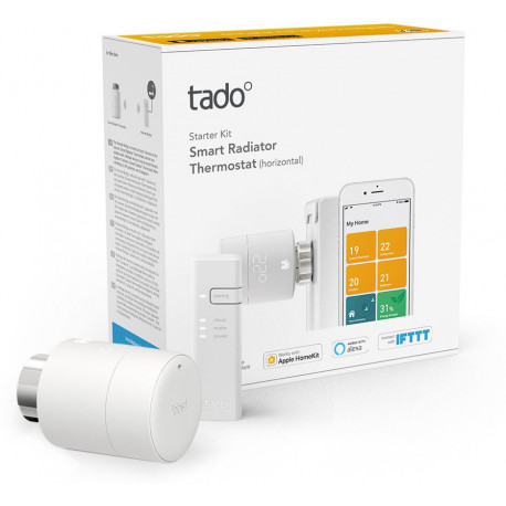 Tado Smart Radiator Thermostat Kit V3