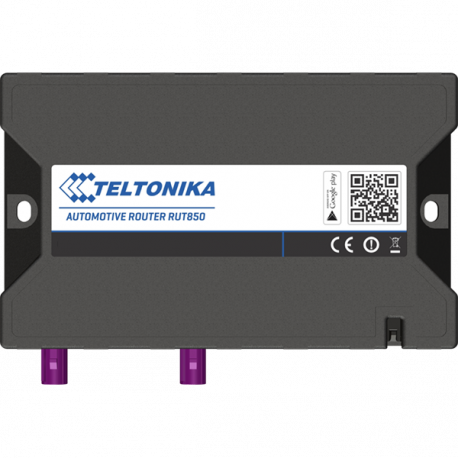 Teltonika RUT850 LTE 3G/4G router fordonsanpassad