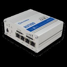 Teltonika RUTX09 LTE Cat6 router med dubbla SIM-kort