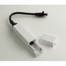 Ubiquiti PoE adapter for outdoor 802.3af 48Vdc converts to 16Vdc