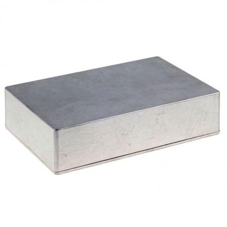 Metallbox för inbyggnad av varvtalsregulator 146x222x55