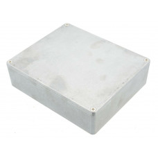 Metallbox för inbyggnad av varvtalsregulator 121x145x56 Bilelektronik