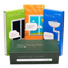 Strips Family Pack - Guard, Comfort och Drip Leakage Sensor
