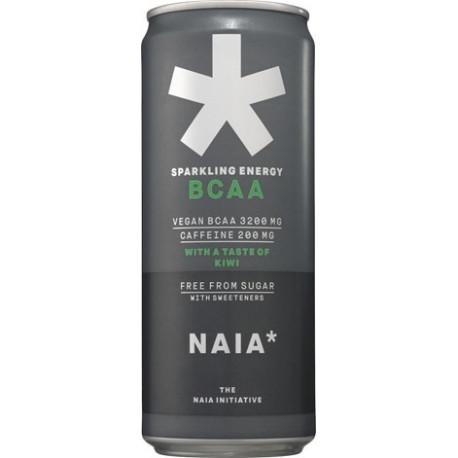 NAIA*  Energy BCAA Kiwi 33cl