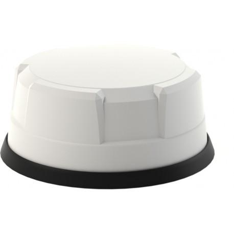 Panorama Fordonsantenn 4x4 MIMO 5G/4G GPS White