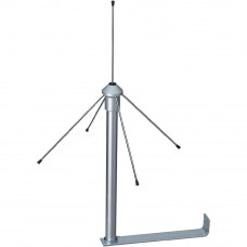 Ground plane antenn för Tellstick Net/ZNet (433Mhz) med SMA-hane