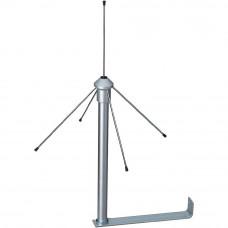 Ground plane antenn för Tellstick Net/ZNet (433Mhz) med SMA-hane Kommunikation