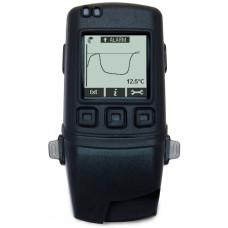 EL-GFX-DTP tvåkanalig temperaturlogger med prob och skärm Dator & Elektronik