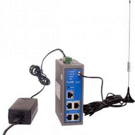 InHand InRouter 714 - 4-port HSUPA - M2M router