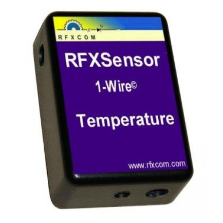 RFXcom External temperature sensor (DS2438)