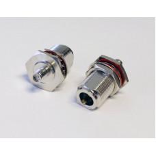 Adapter SMA-hona till N-hona för montering, O-ring Mobilt bredband