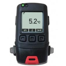EL-GFX-1 Temperatur Logger med Grafisk LCD skärm Dator & Elektronik