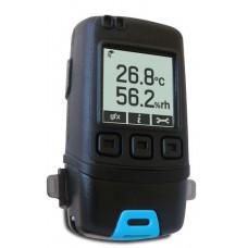 EL-GFX-2 Temperatur och luftfuktighets logger med Grafisk LCD skärm Dator & Elektronik