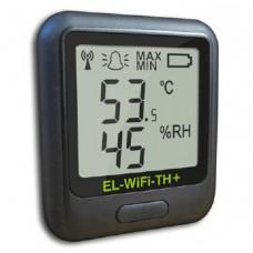 EL-WiFi-TH+ High Accuracy WiFi temperatur och luftfuktighetslogger Dator & Elektronik
