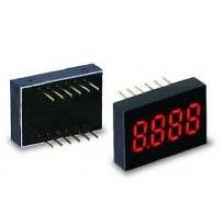 OEM 4-LED.  4 digit data display