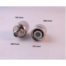 Adapter SMA-hona till TNC-hane Mobilt bredband
