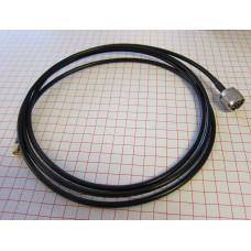 Antennkabel N-hane till RP-SMA hane 2m (LMR195) Mobilt bredband