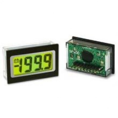 SP 400 LCD Voltmeter
