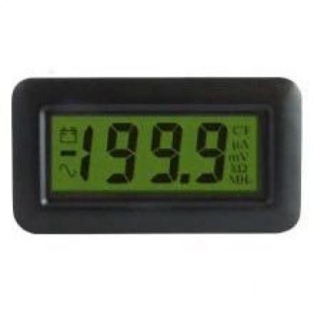DPM750S-BL LCD Voltmeter