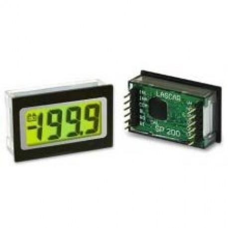 SP 200 LCD Voltmeter