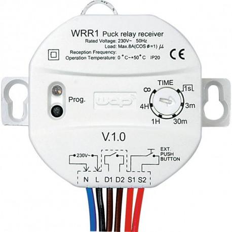 System Nexa Pro WRR-1, trådlös mottagare, relä