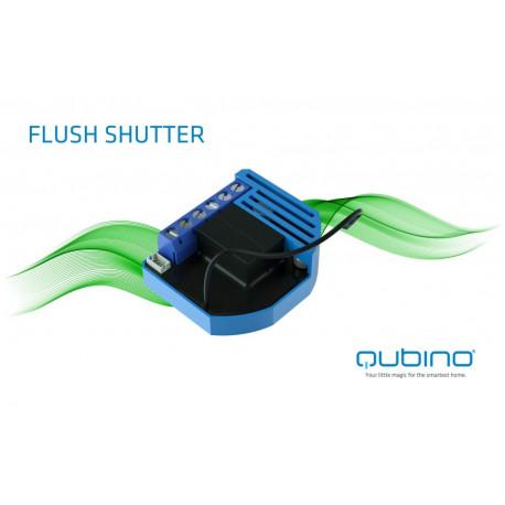 Qubino Flush Shutter with Energy Meter