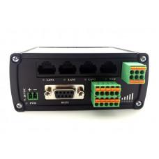 Teltonika RUT955 LTE 4G router med RS232/RS485 I/O Mobilt bredband