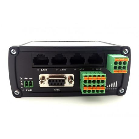 Teltonika RUT955 LTE 4G router med RS232/RS485 I/O