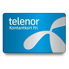 Telenor kontantkort