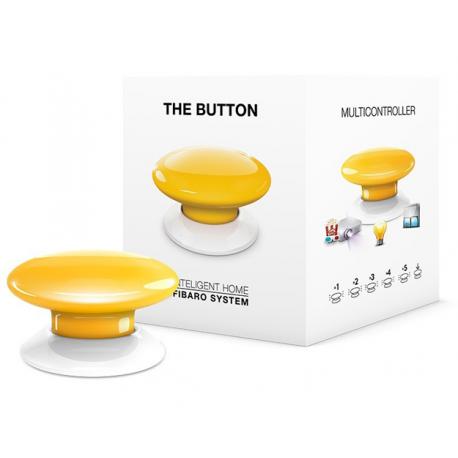 Fibaro The Button - Gul