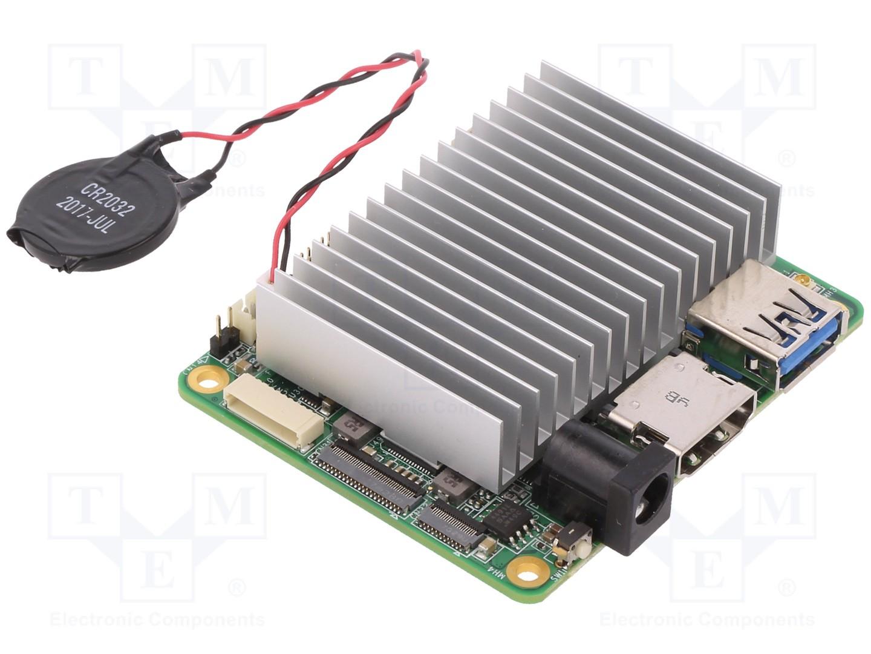 Aaeon enkortsdator 2GB DDR3, 16GB Flash,  Intel Atom x5 Z8350