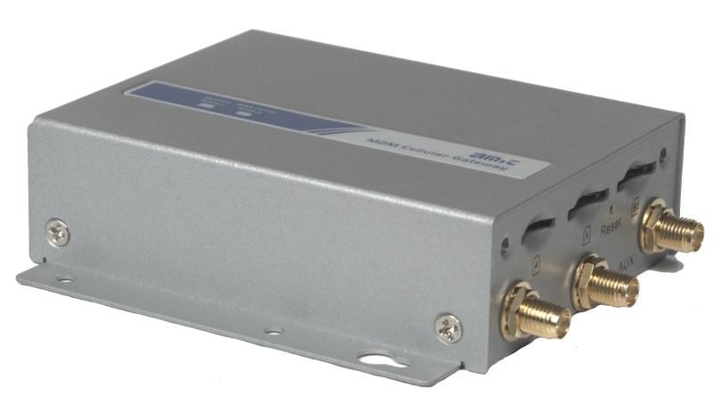 Amit IDG500-0T501 4G LTE router GbE + WAN router med dubbla SIM-kort