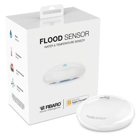 Fibaro Flood Sensor - Apple HomeKit