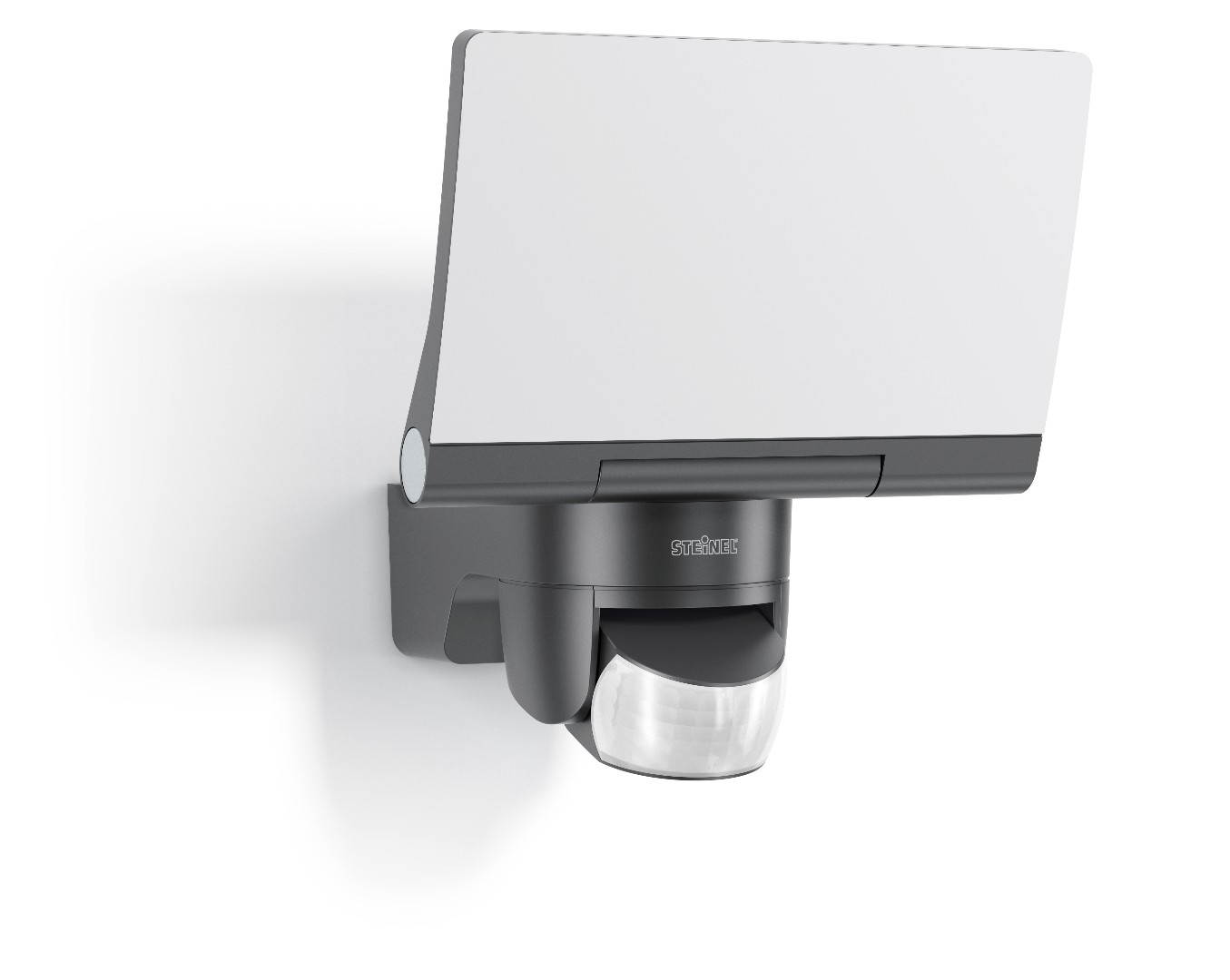 STEINEL XLED home 2 (LED spotlight with a motion sensor) Antracitgrå
