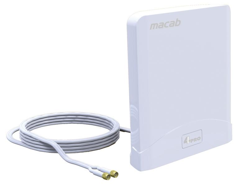 Macab Pro-1100 MiMo 3G/4G panelantenn 698-960MHz/1710-2700 7 dBi