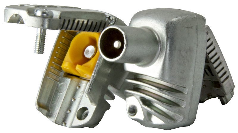 Kontakt IEC-hane KX-413210 Pro, Easy-F, klass A+