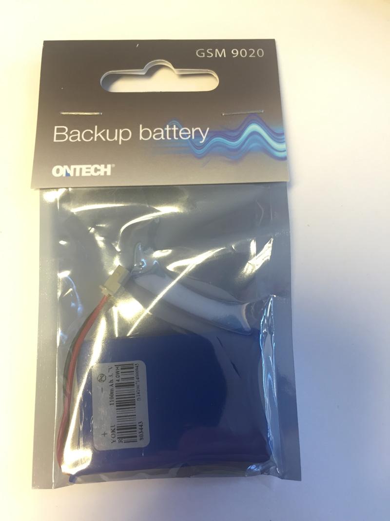 Ontech Backup Battery